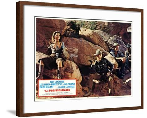 The Professionals, 1966--Framed Art Print