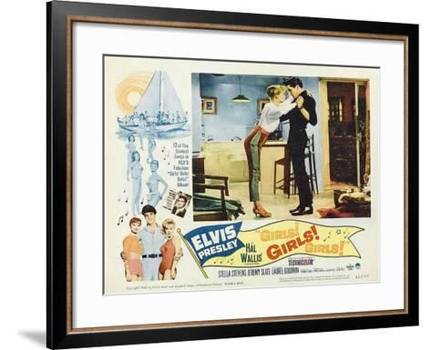 Girls! Girls! Girls!, 1962--Framed Art Print