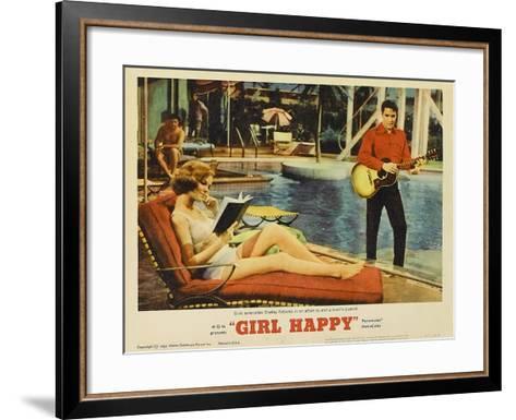 Girl Happy, 1965--Framed Art Print