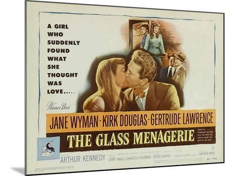 The Glass Menagerie, 1950--Mounted Art Print