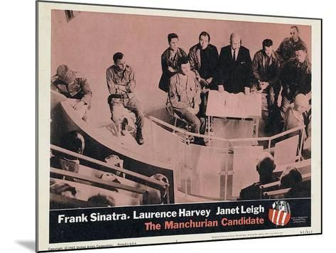 The Manchurian Candidate, 1962--Mounted Art Print