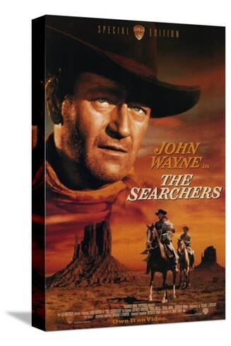The Searchers, 1956--Stretched Canvas Print