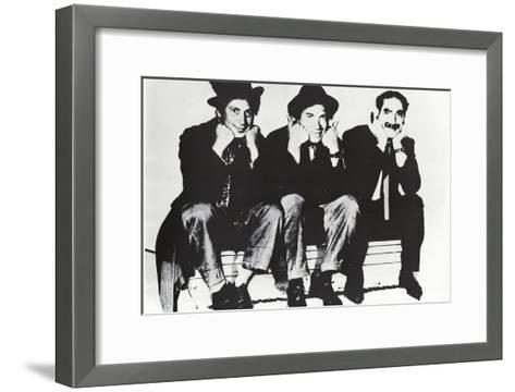 Marx Brothers, 9999--Framed Art Print