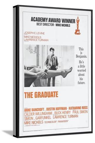 The Graduate, 1967--Stretched Canvas Print