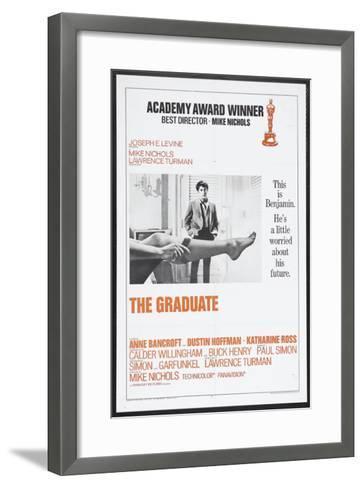 The Graduate, 1967--Framed Art Print