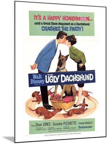 The Ugly Dachshund, 1966--Mounted Art Print