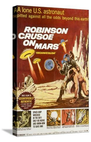 Robinson Crusoe on Mars, 1964--Stretched Canvas Print