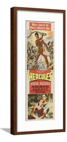 Hercules, 1959--Framed Art Print