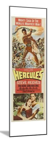 Hercules, 1959--Mounted Art Print