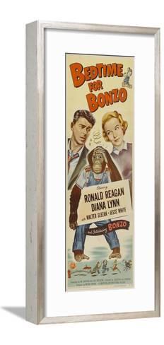 Bedtime for Bonzo, 1951--Framed Art Print