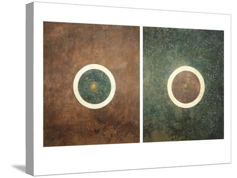 Mirror Decoration--Stretched Canvas Print
