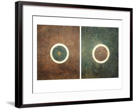 Mirror Decoration--Framed Art Print