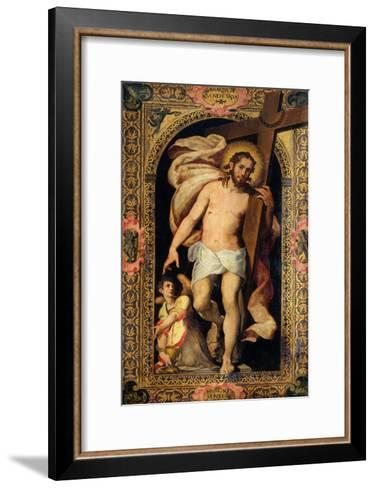Resurrection-Giambattista Tinti-Framed Art Print