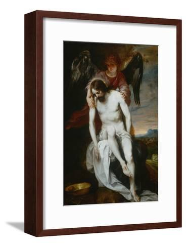 Pieta-Alonso Cano-Framed Art Print