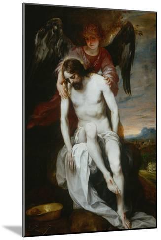Pieta-Alonso Cano-Mounted Giclee Print