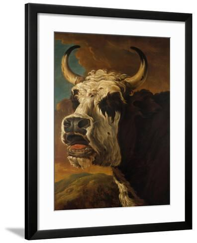 Head of Cow-Paul Potter-Framed Art Print