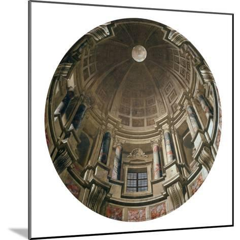 Dome-Andrea Pozzo-Mounted Giclee Print