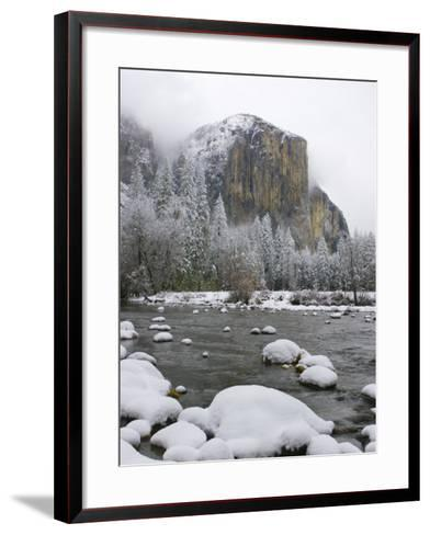 El Capitan, Yosemite, California-Diane Miller-Framed Art Print