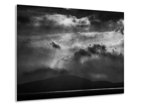 Dunmanus Bay, West Cork Ireland, View of North Side of Mizen Peninsula-EJ Carr-Metal Print