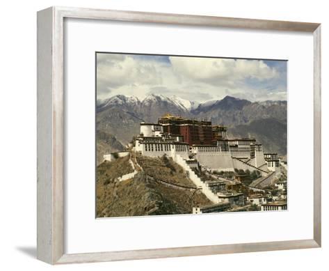Potala Palace-Martin Gray-Framed Art Print