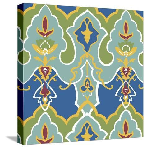 Regal Porcelain III-Chariklia Zarris-Stretched Canvas Print