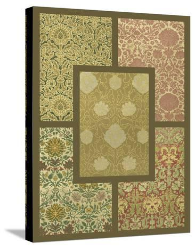 Textile Detail II-Vision Studio-Stretched Canvas Print