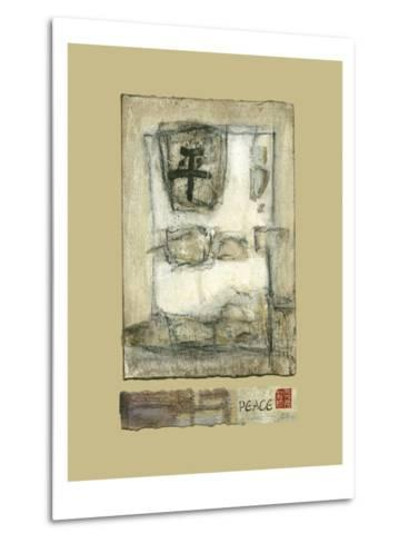 Chinese Peace-Mauro-Metal Print