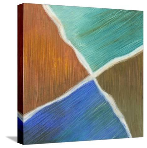 Out of the Box I-Alicia Ludwig-Stretched Canvas Print