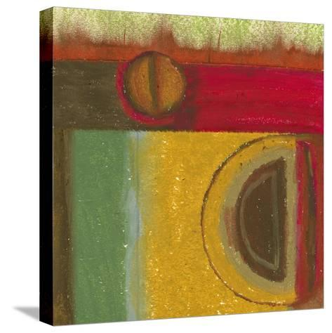 Eclipse I-Vision Studio-Stretched Canvas Print