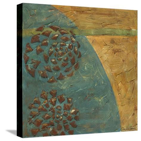 Latticework I-Chariklia Zarris-Stretched Canvas Print