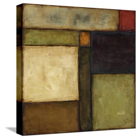Small Autumnal Impressions VI-Jennifer Goldberger-Stretched Canvas Print