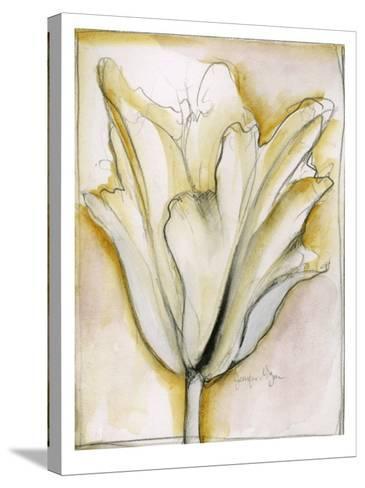 Fluid Beauty II-Jennifer Goldberger-Stretched Canvas Print