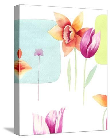 Fresh-Cut II-Vision Studio-Stretched Canvas Print