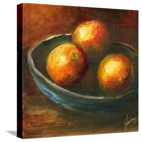 Rustic Fruit IV-Ethan Harper-Stretched Canvas Print
