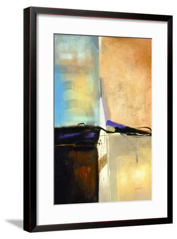 New Horizon-Gregory Garrett-Framed Art Print