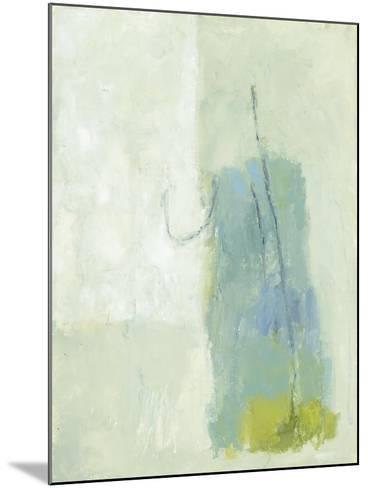 Walk About II-Jenny Nelson-Mounted Premium Giclee Print