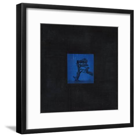 Bonsai Immortality Tree-OM-Framed Art Print