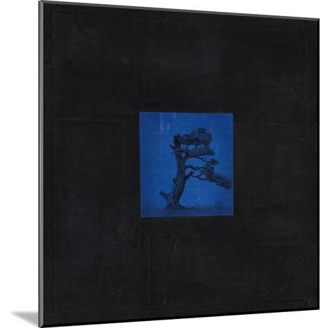 Bonsai Immortality Tree-OM-Mounted Premium Giclee Print