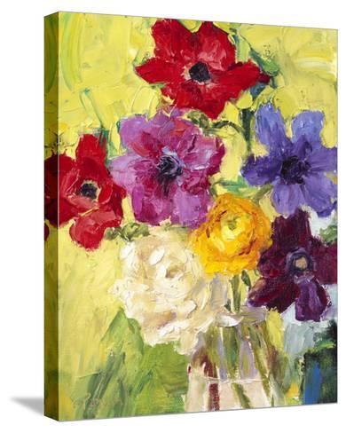 Petit Fleur 6-Dale Payson-Stretched Canvas Print
