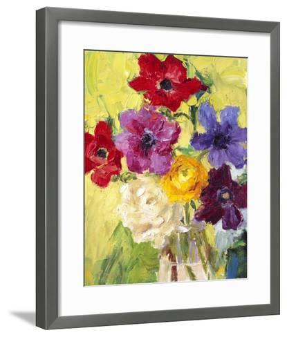 Petit Fleur 6-Dale Payson-Framed Art Print