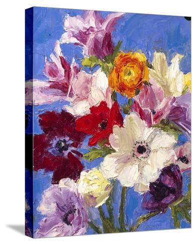 Petit Fleur 5-Dale Payson-Stretched Canvas Print