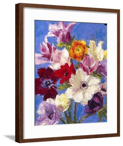 Petit Fleur 5-Dale Payson-Framed Art Print