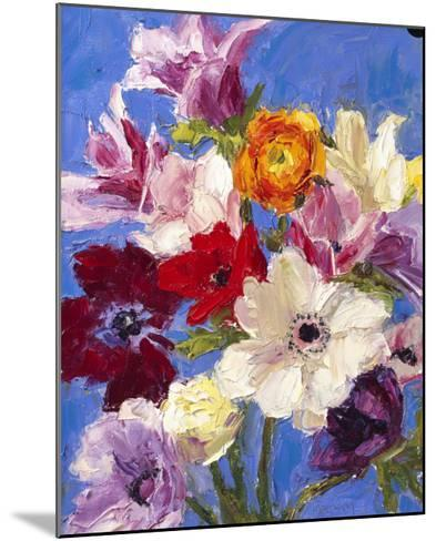 Petit Fleur 5-Dale Payson-Mounted Premium Giclee Print
