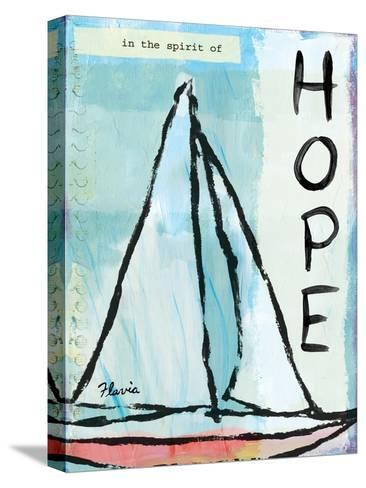 In the Spirit of Hope-Flavia Weedn-Stretched Canvas Print