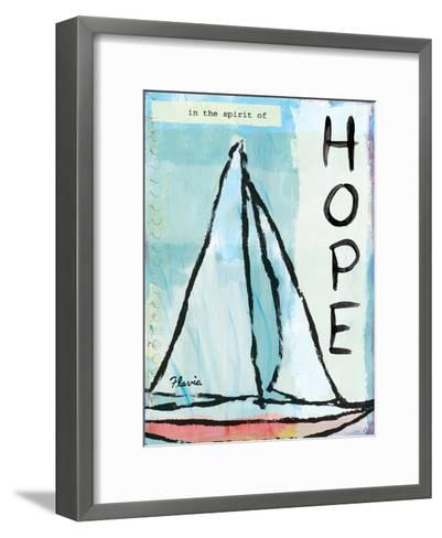 In the Spirit of Hope-Flavia Weedn-Framed Art Print
