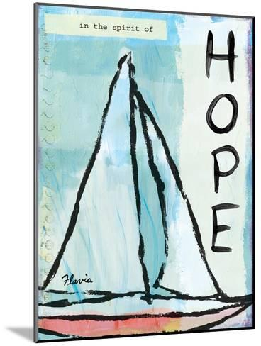 In the Spirit of Hope-Flavia Weedn-Mounted Giclee Print