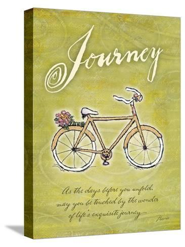 Life's Journey-Flavia Weedn-Stretched Canvas Print