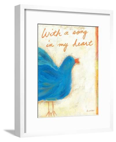 A Song in My Heart-Flavia Weedn-Framed Art Print