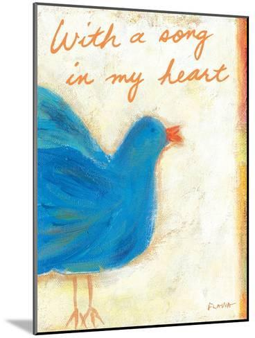 A Song in My Heart-Flavia Weedn-Mounted Giclee Print