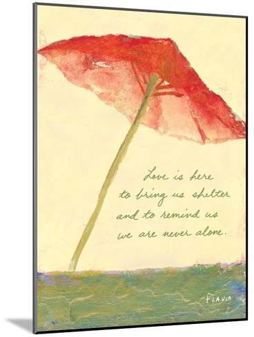 Love's Shelter-Flavia Weedn-Mounted Giclee Print